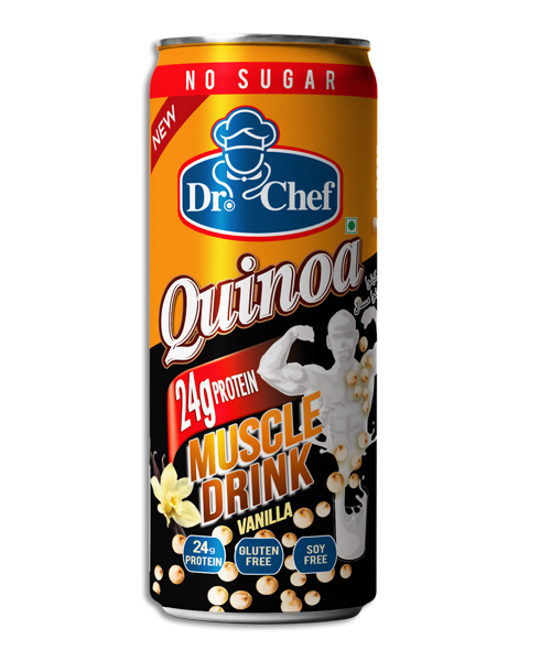 Dr.Chef Quinoa Muscle Drink